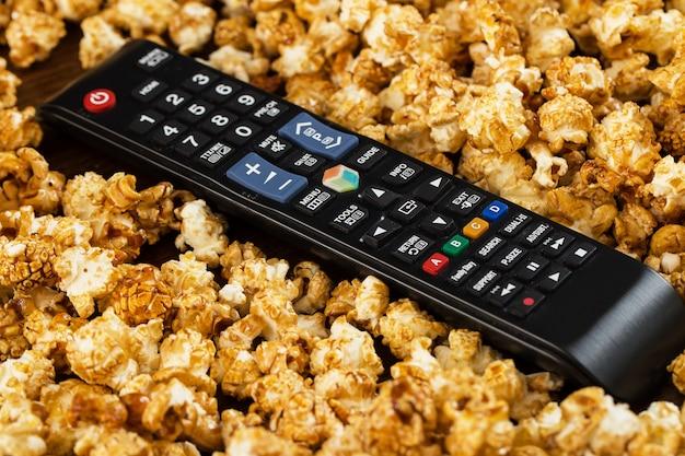 Heerlijke popcorn Gratis Foto