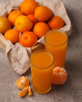 Heerlijke sappige fruitdrank.