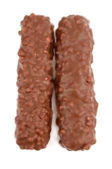 Heerlijke snoepstokjes met karamelstrekking