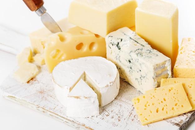 Heerlijke stukjes kaas