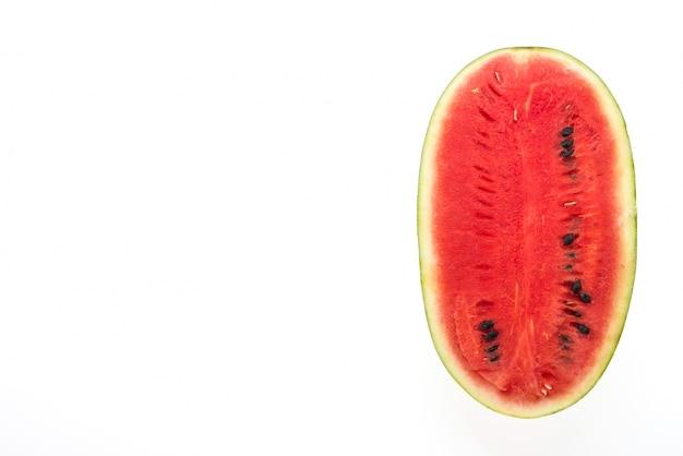 Heerlijke watermeloen voor het dessert