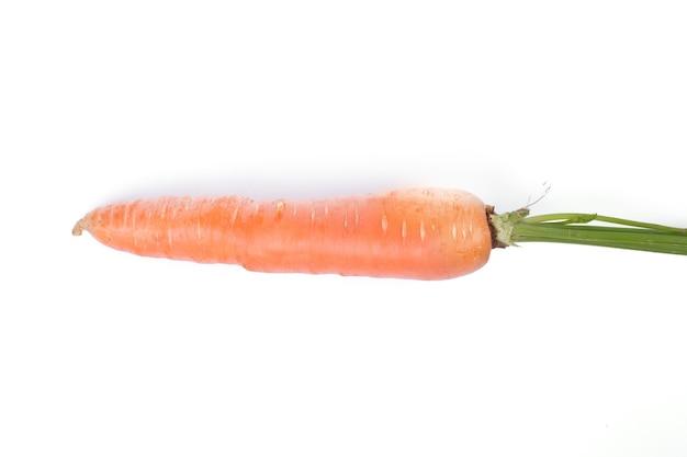 Heerlijke wortel rauw