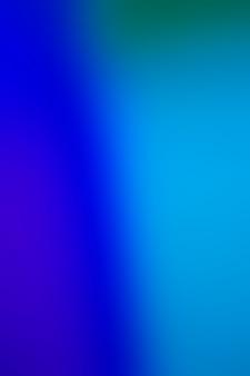 Helderblauwe kleur in gradatie