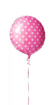 Heldere kleurrijke ballonnen geïsoleerd