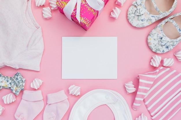 Heldere regeling voor pasgeboren meisje