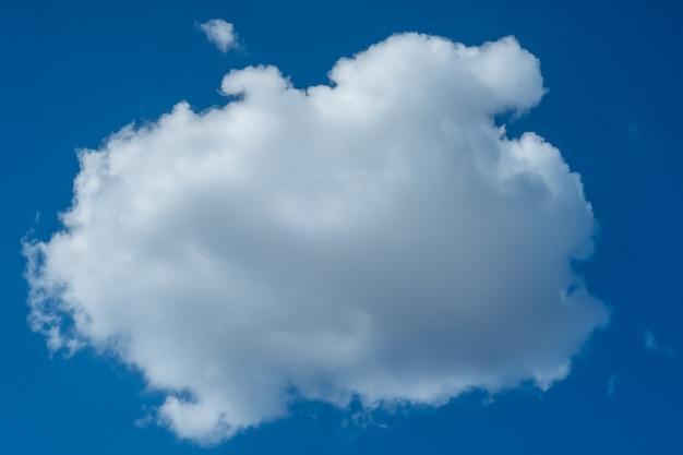 Hemel met mooie wolken weer aard