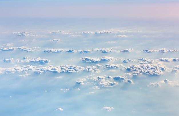 Hemel met wolken