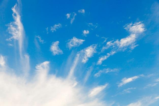 Hemel met wolkenachtergrond