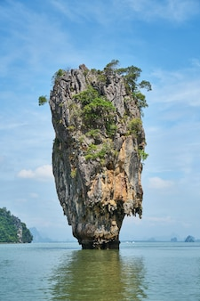 Hemel thailand buitenshuis bestemmingen water