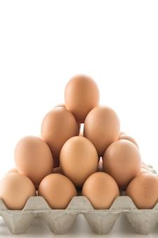 Hen eieren