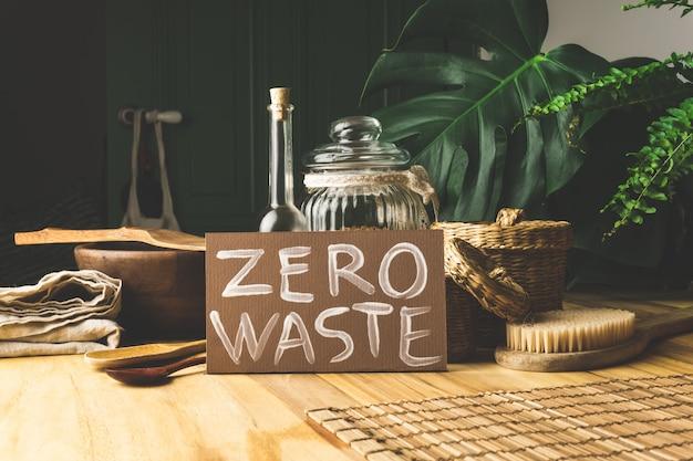 Herbruikbare huishoudelijke artikelen