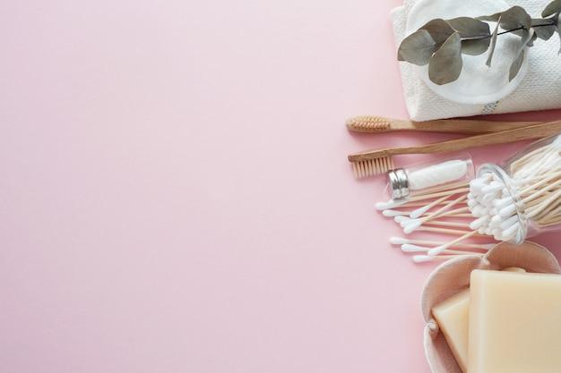 Herbruikbare producten voor badkamer