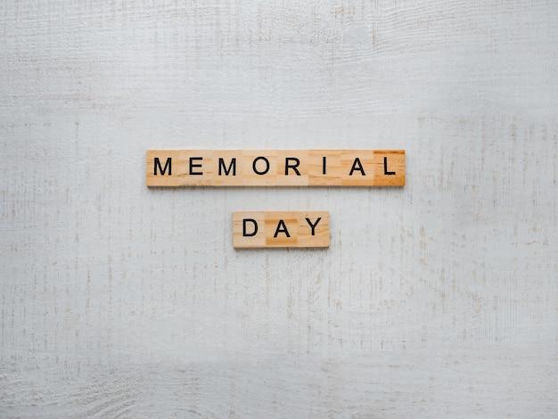 Herdenkingsdag. prachtige wenskaart. geïsoleerde achtergrond