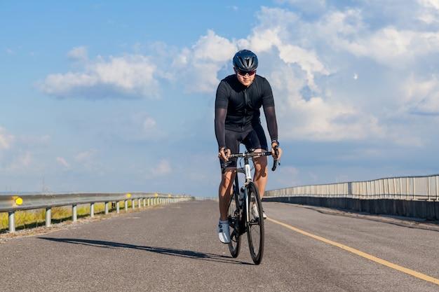 Heren fietsen outdoor hometrainer
