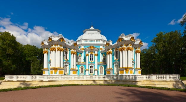 Hermitage pavilion in het catherine park