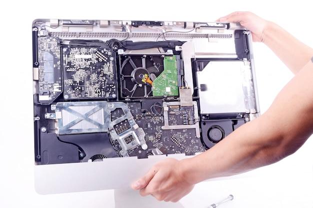 Herstel de computer
