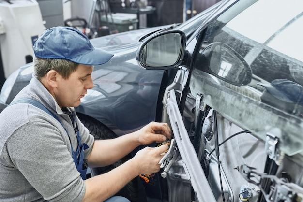Hersteller soldeerdraden voor nieuwe signalisatie