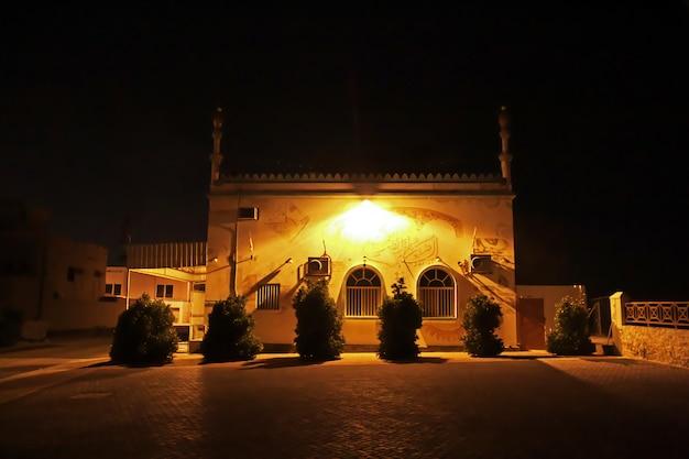 Het arabische huis in manama, bahrein