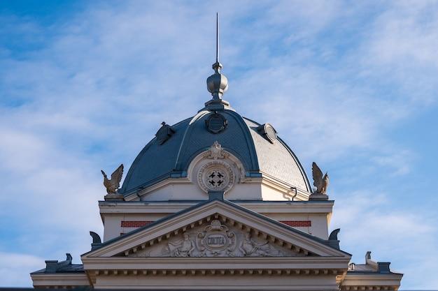 Het coltea hospital gebouw