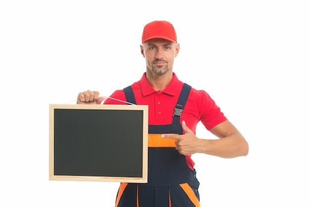 Het concept van de diensten van de klusjesman. beroepsberoep klusjesman. beschikbare uren. gerenommeerde meester. makkelijk en snel. klusjesdienst. man behulpzame arbeider. reparatie en renovatie. bouwer vaste werknemer.