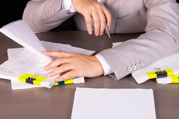 Het concept van dubbele boekhouding