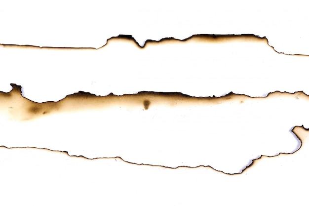 Het document brandde oude grunge abstracte textuur als achtergrond