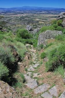 Het dorp monsanto in portugal
