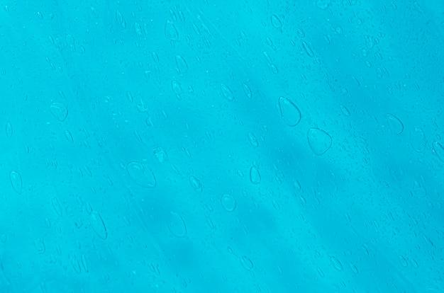 Het gel borrelt achtergrond en textuur.