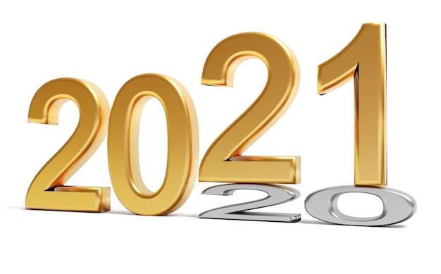Het gouden nummer 2021 ligt op 2020
