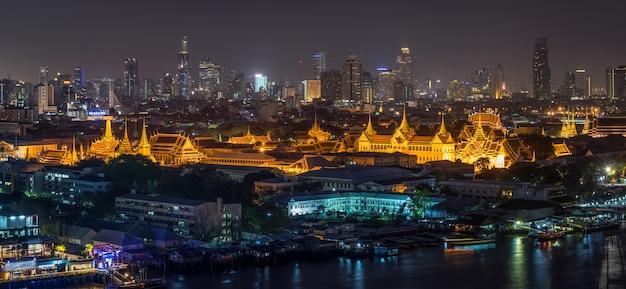 Het grote paleis van thailand