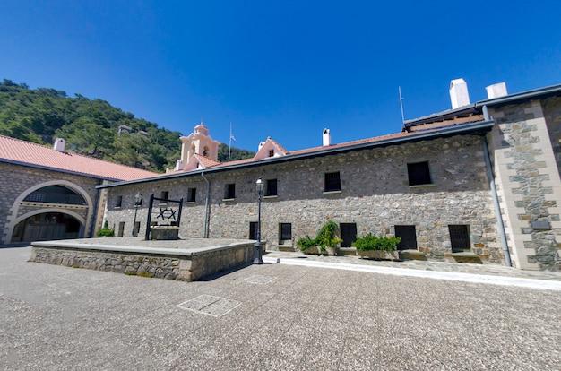 Het heilige, koninklijke en stavropegische klooster van kykkos.