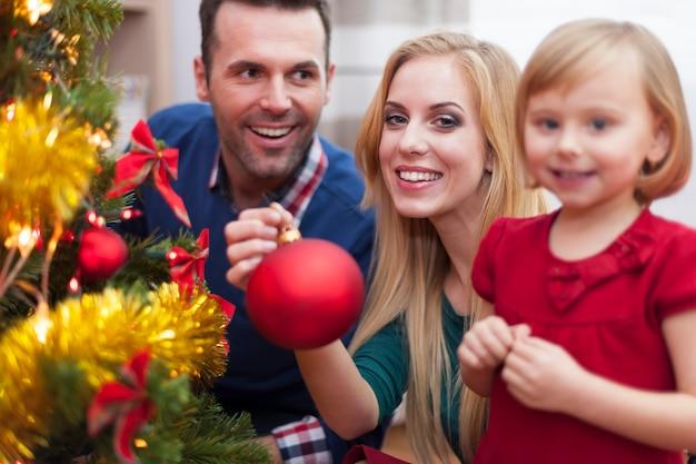 Het is onze traditie met kerstmis