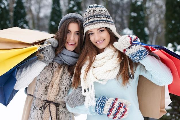 Het is tijd voor de winteruitverkoop