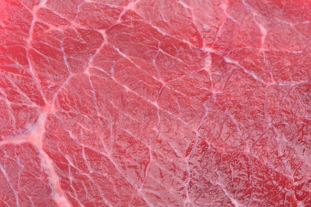 Het lapje vleesachtergrond van de textuur