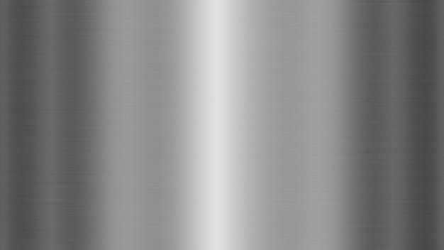 Het metaalachtergrond van de roestvrij staaltextuur