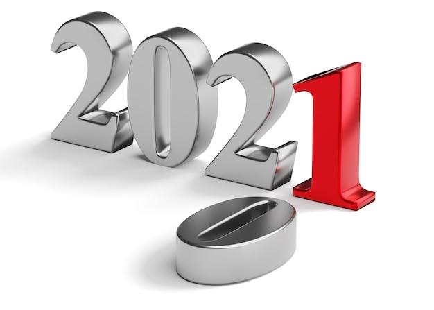 Het nieuwe jaar vervangt het oude
