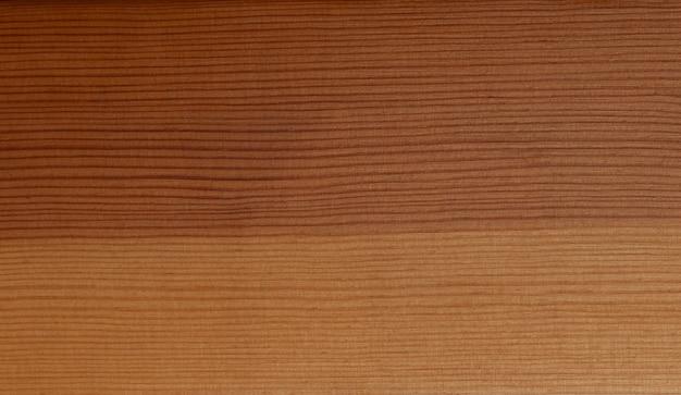 Het oppervlak van de bruine houtstructuur. lege houten achtergrond. hoge kwaliteit foto