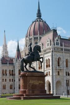 Het parlement van boedapest