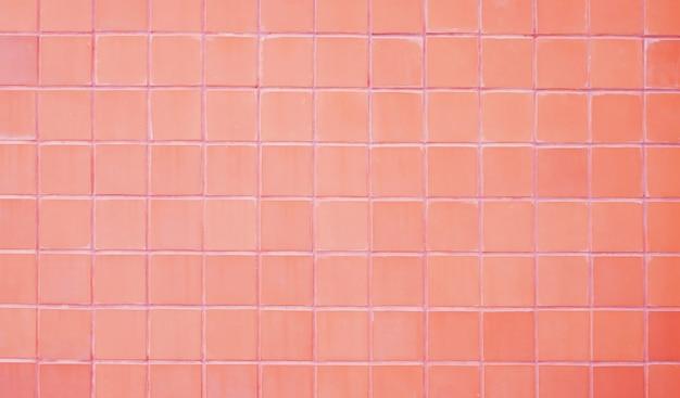 Het patroon van de oranje betonnen klep voor de achtergrond.