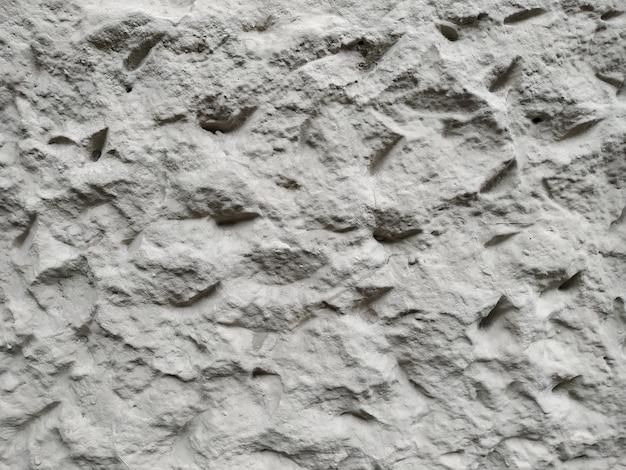 Het patroon van oude grijze betonnen muur voor achtergrond.