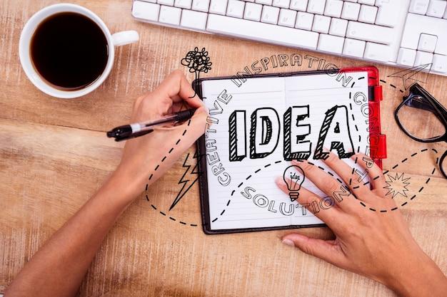 Het plannen en schrijven over social media