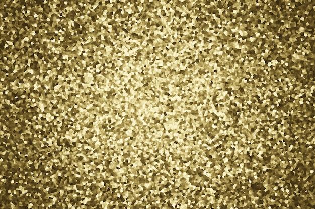 Het portret van de fotostudio, gouden gele fonkelende achtergrond. lichte vakantie textuur, mockup. 3d-weergave