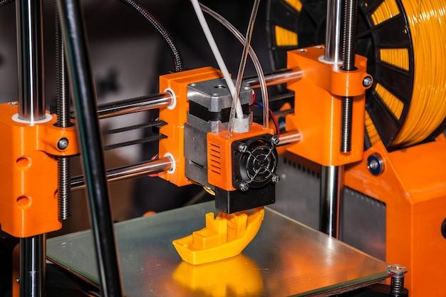 Het printproces van dichtbij