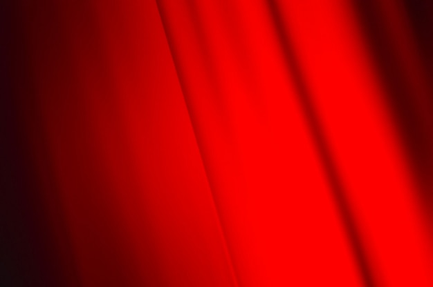 Het rode gordijn drapeert achtergrondvlag mayday