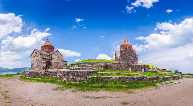 Het sevan-tempelcomplex