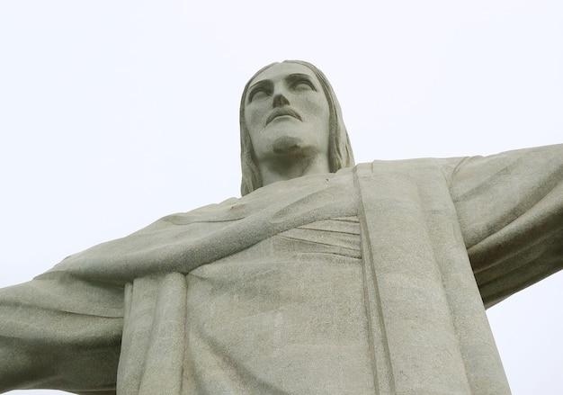 Het standbeeld van christus de verlosser