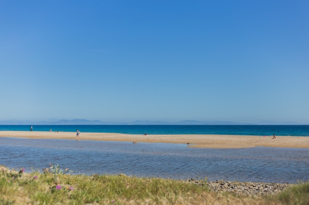Het strand van tarifa