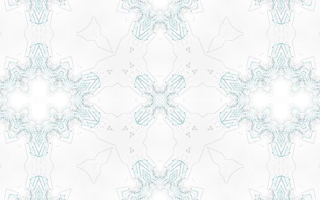 Hi-tech technologie stijl printplaat achtergrond. digitaal schema futuristisch minimalisme engineering