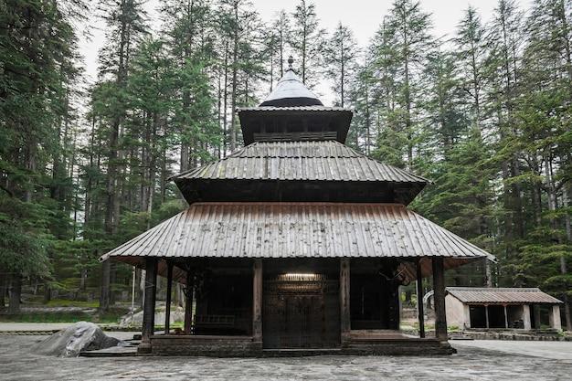 Hidimda devi-tempel