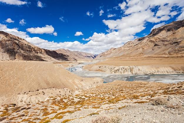 Himalaya landschap